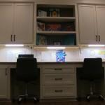 Hoover Basement Desk Cabinets