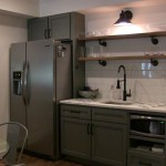Hoover Basement Remodel Kitchen