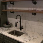 Hoover Basement Remodel Kitchen Sink